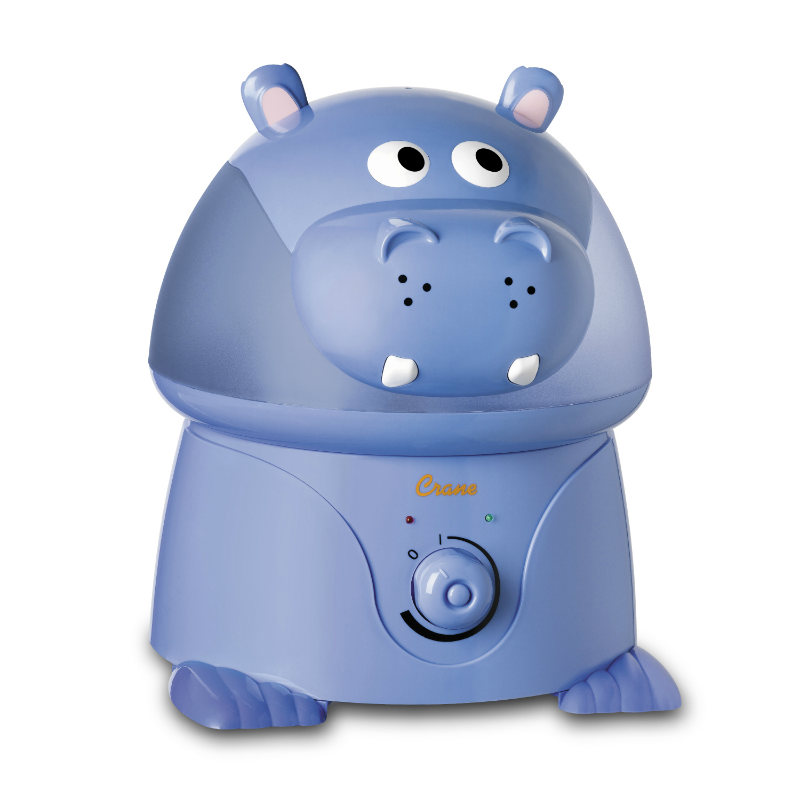 Adorable Animal Humidifiers by Crane Cool mist