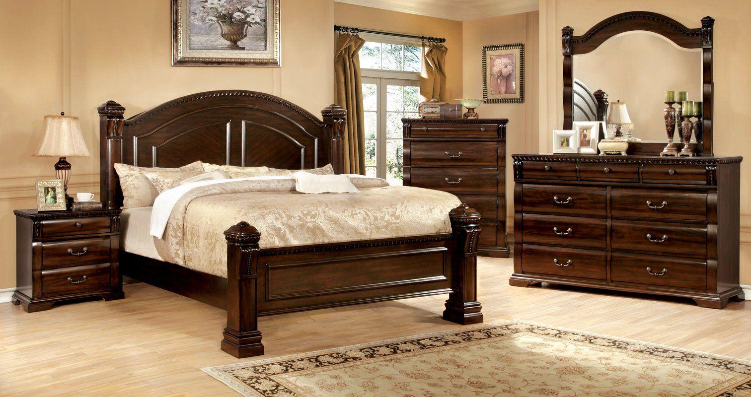 Best Starnes Standard Bed Bedroom Sets Bedroom Sets For Sale 400 x 300