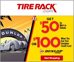 coupons tire rack