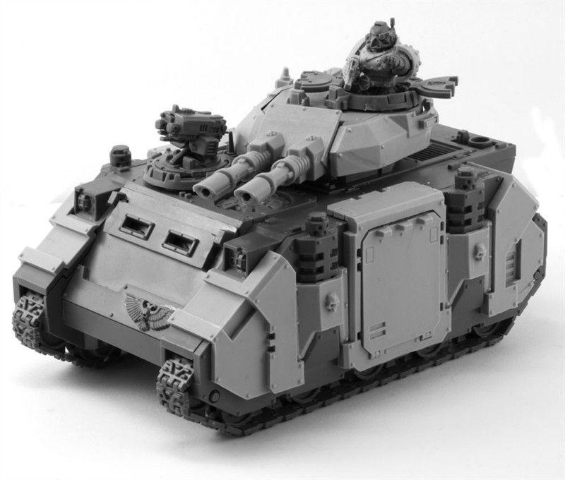 RHINO / PREDATOR REINFORCED ARMOUR   Armored vehicles   Sammlung