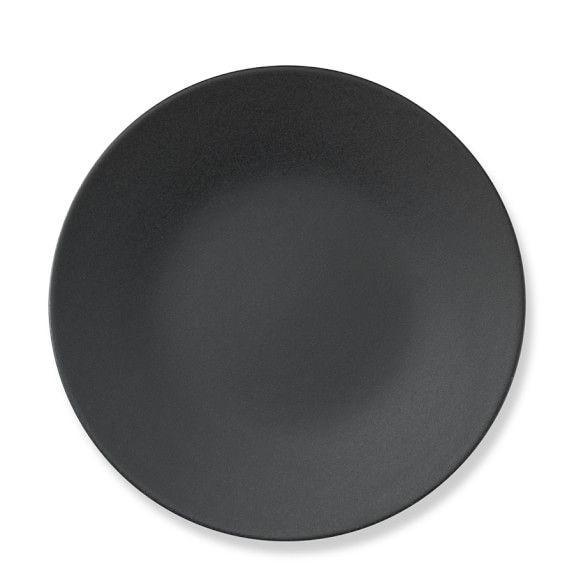 Apilco Reglisse Dinner Plates Set of 4 | Williams-Sonoma  sc 1 st  Pinterest & Apilco Reglisse Dinner Plates | Dinner plate sets Dinnerware and ...