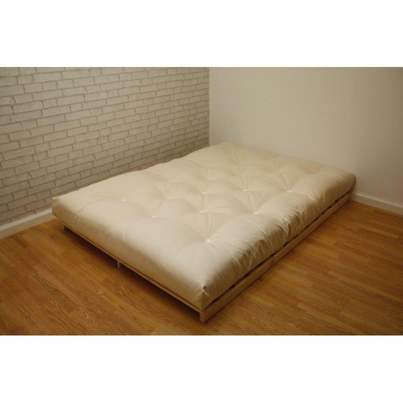 Shiki Futon Bed Base Frame Mattress Floor Beds