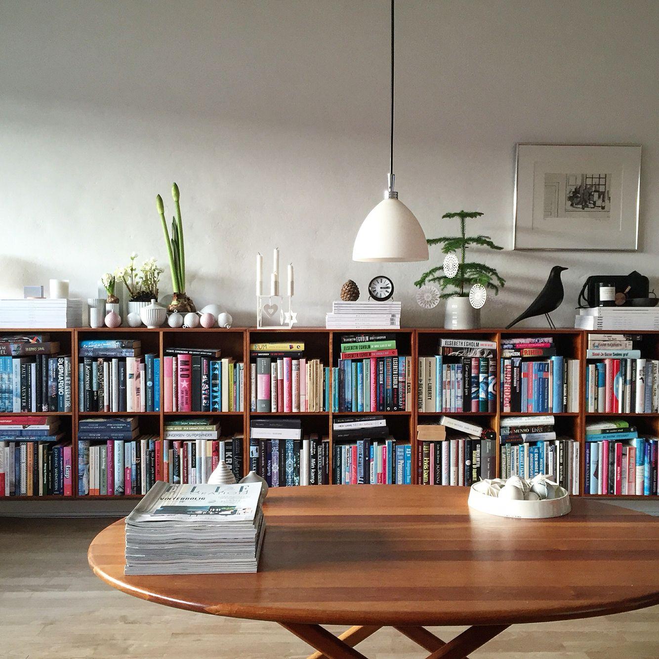 Einrichten Mit Bücherregalen: Regale Quadratisch Holz