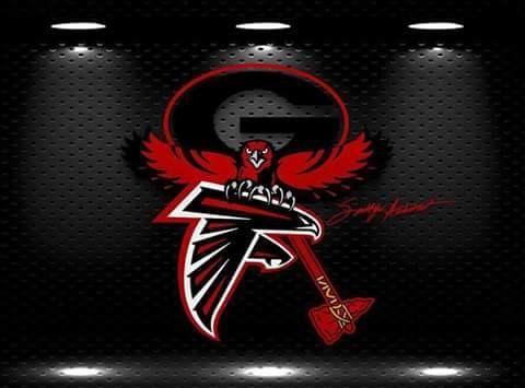 Atlanta Falcons Atlanta Hawks Atlanta Braves Georgia Bulldogs Atlanta Falcons Atlanta Braves Braves