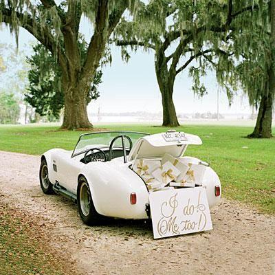 Inventive Wedding Signs Wedding Getaway Car Getaway Car Southern Wedding