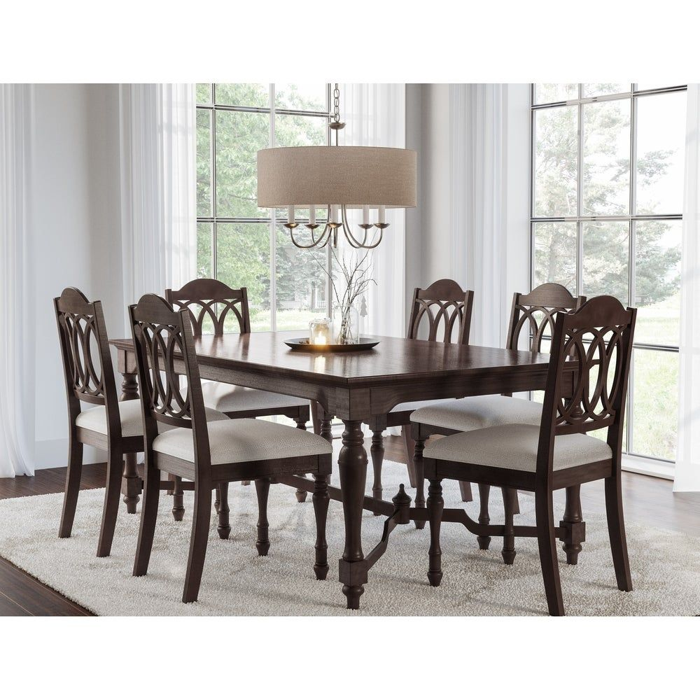 42++ Overstock farmhouse dining table type