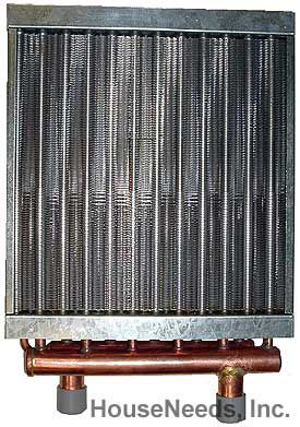Water To Air Heat Exchanger 22 Inch X 25 Inch Htl2225 C2225