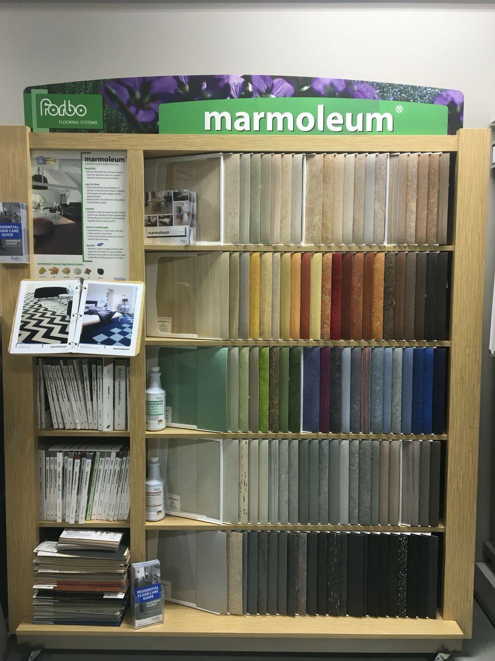Our Forbo Marmoleum Display Marmoleum Woodside Time Inc