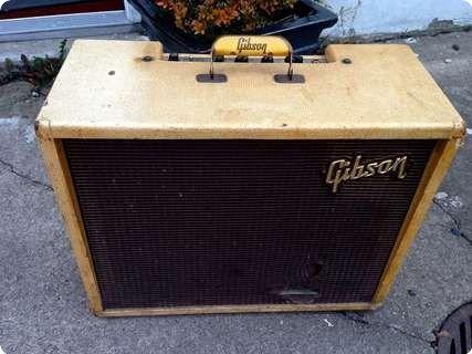 Gibson Discoverer Tremolo combo amplifier  #vintageandrare #vandr #gibson