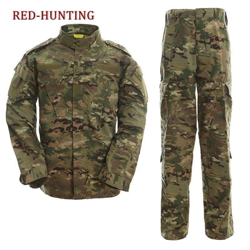 MAGLIA T-Shirt US ARMY AT DIGITAL HELIKON-TEX Esercito Americano Camouflage USA