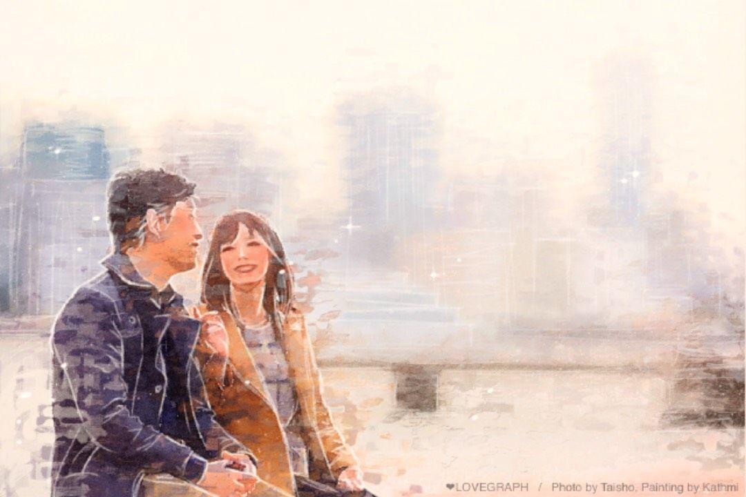 Kosuke×Maho | 東京のカップル | Lovegraph(ラブグラフ)カップルフォトサイト