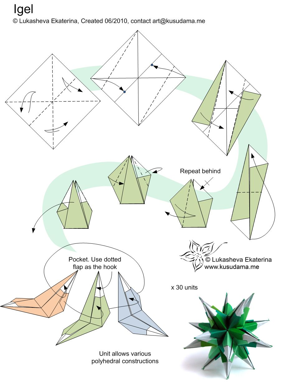 27 Exclusive Image Of Origami Tutorial Geometric Diagram Dinosaur Create Stunning Models On Your Best Modular Ideas Only Paper