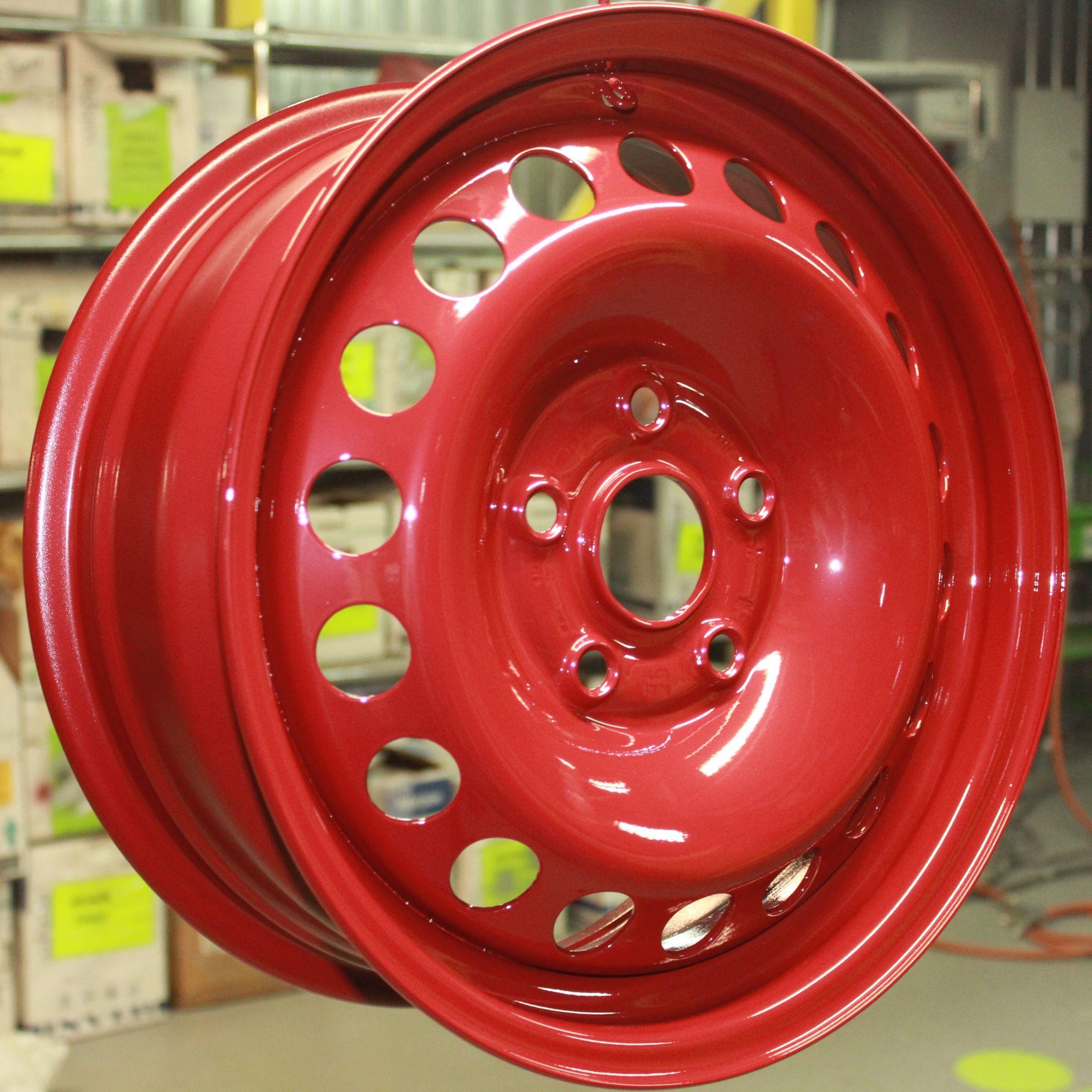 Steel Wheel Coating Steelwheelcoating Steelwheelpainting Steelwheelpowdercoating Paintingsteelwheels Steelwheelandrimr Ruedas De Acero Rines Rines Bbs