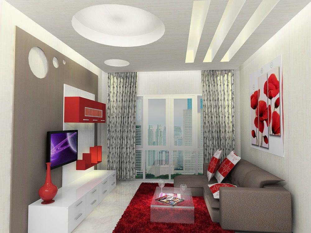 Ruang Tamu Minimalis Modern Beautiful Living Rooms