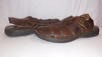 838b03307 Born Elbek Men s Fisherman Sandals Sz 9 (FA-232)