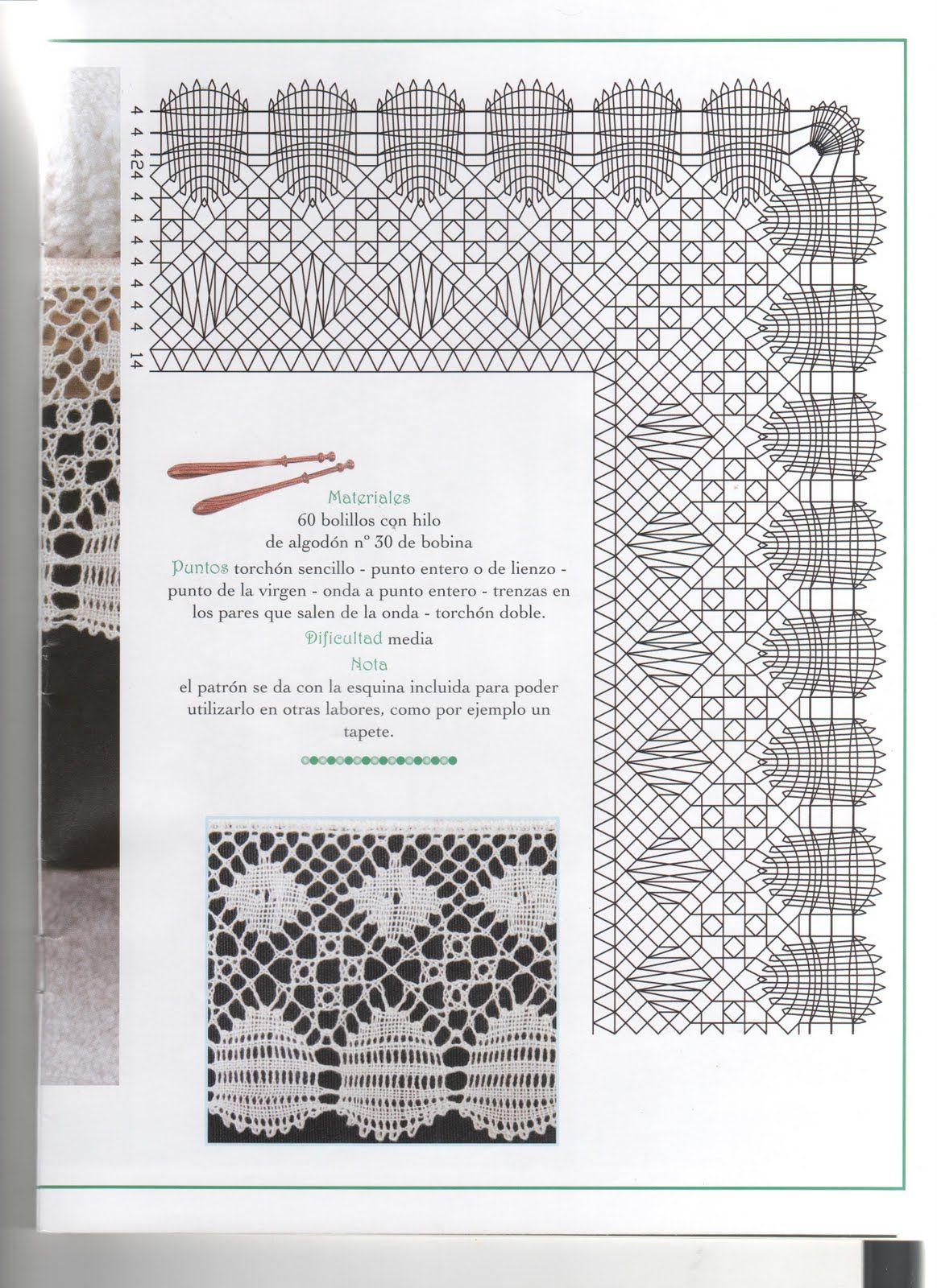Photo: | Costura | Pinterest | Álbum, Encaje de Bolillos y Labores