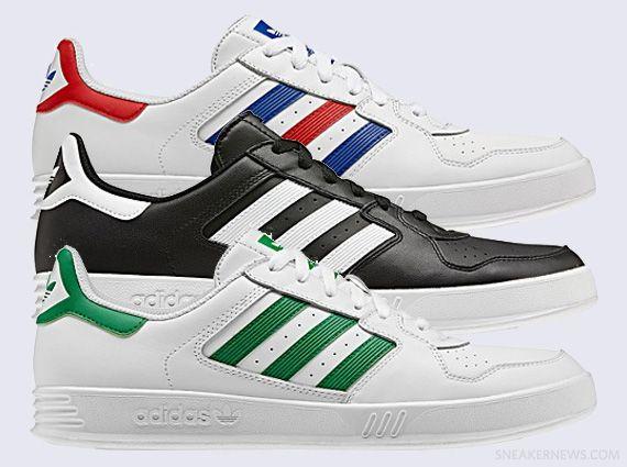 fbf6cb2ede7edc adidas Originals Tennis Court Top