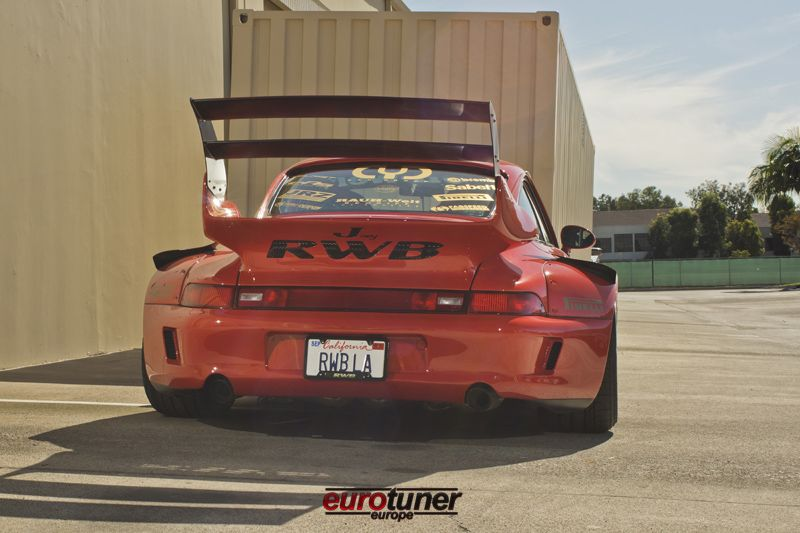 Porsche 993 – RWB LA!