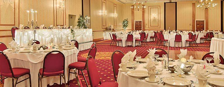 Millenium Hotel Buffalo Wedding Venues For Brides In Buffalo