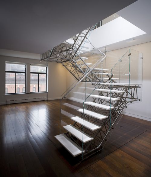 Caliper Studio Genetic Stair: I Can't Even Imagine....I Like:)