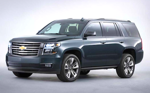 2020 Chevy Suburban Diesel The Suburban Rail Cargo Was Available In Previous Generations But Information About T Chevrolet Tahoe Chevy Tahoe Best Pickup Truck