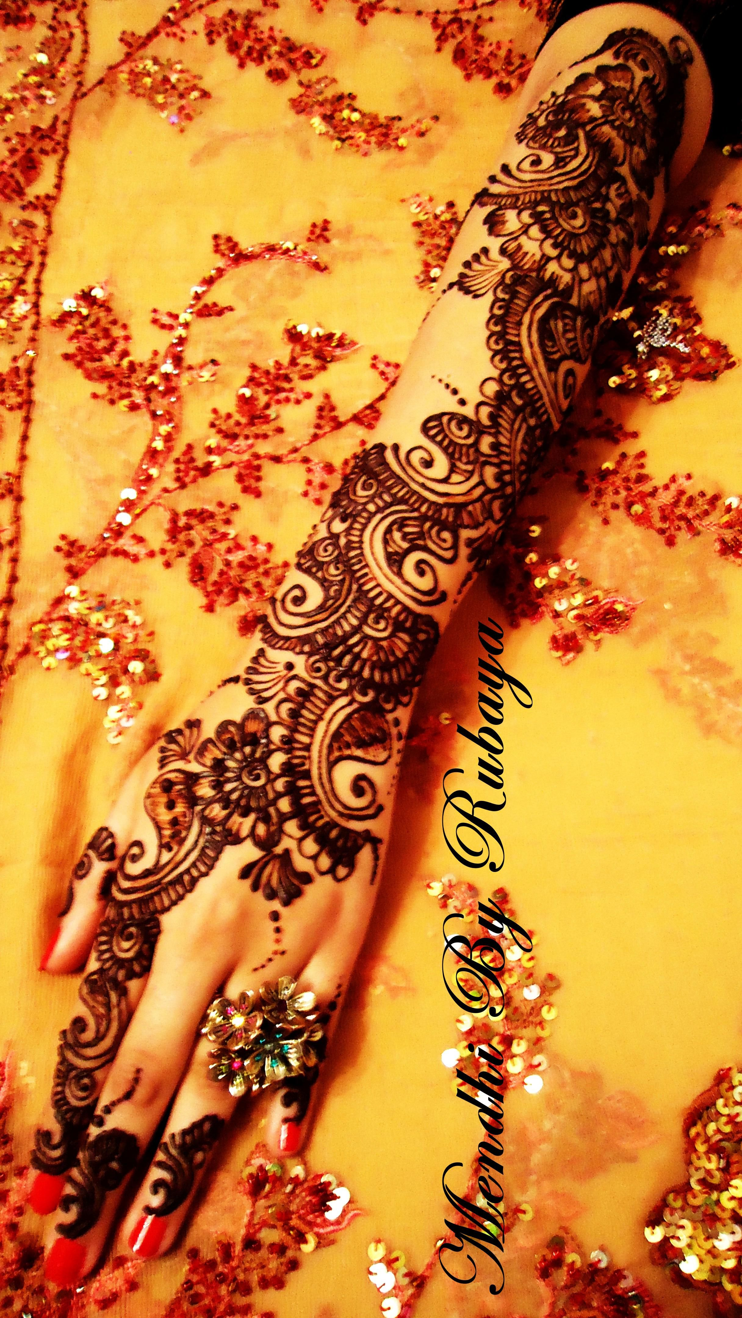 I Am A Freelance Mehndi Artist Based In East London I Specialise In