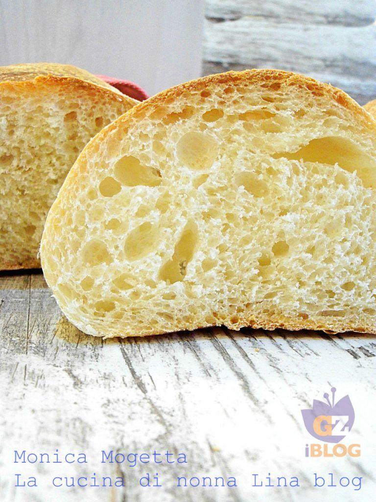 Pane Morbido All Olio Ricetta Con Lievito Madre La Cucina Di Nonna Lina Ricette Pane Morbido Ricette Di Cucina