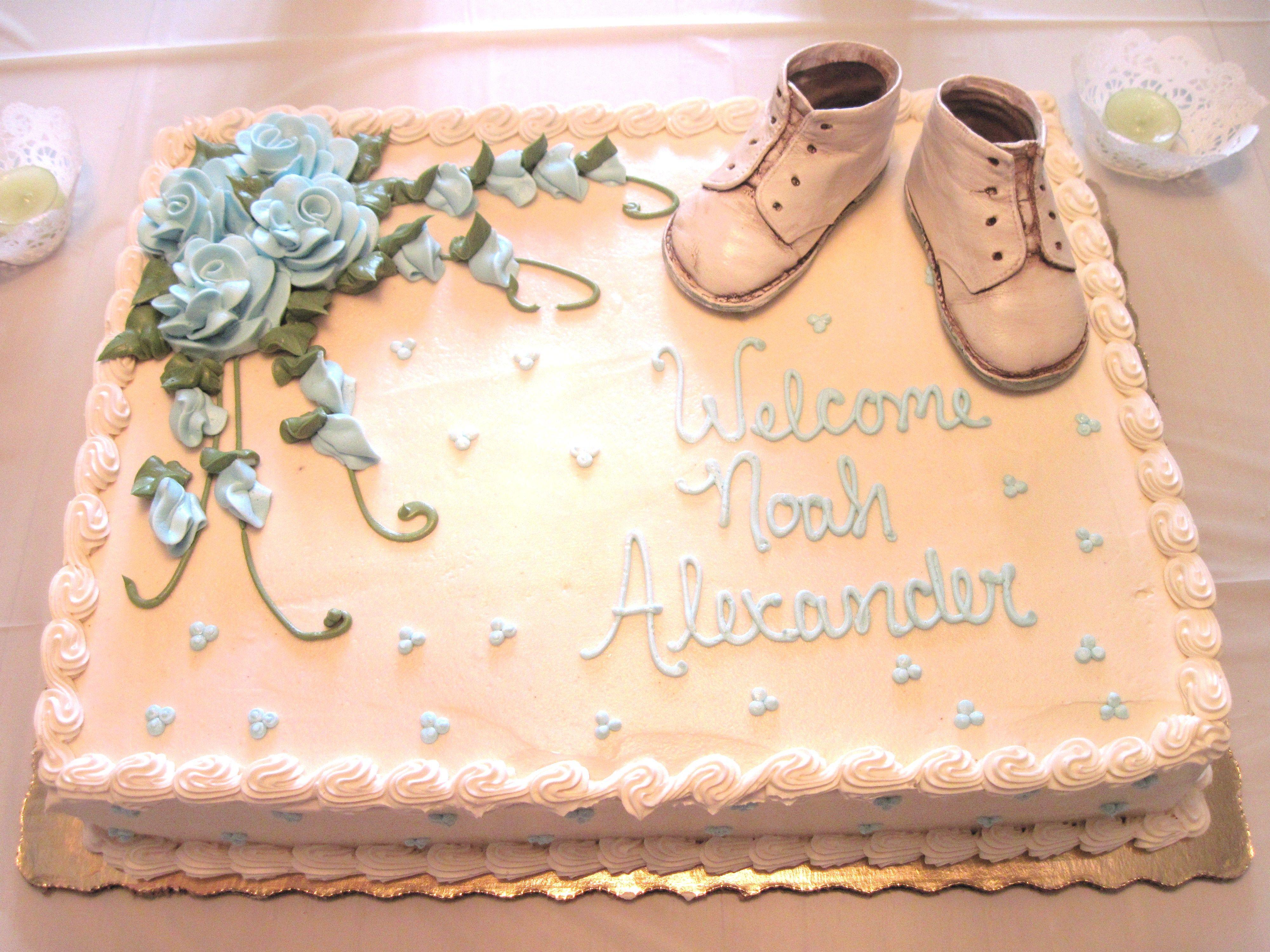 Baby Shower Cakes Amanda Jones