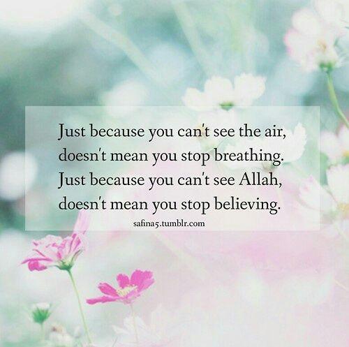 Air Allah Beautiful Believe Happy Hijab Islam