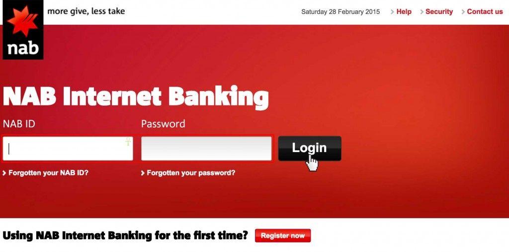 Nab Login Www Nab Com Au Online Banking Sign In