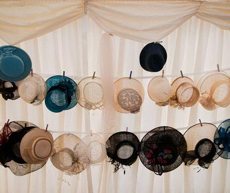 Vintage Dorset Diy Wedding Hat Saver Wedding Hats Hanging Hats Hat Hanging