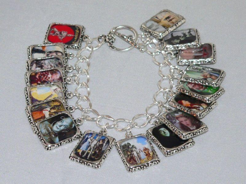 Charm bracelet, Wizard of Oz | Jewelry inspiration ...