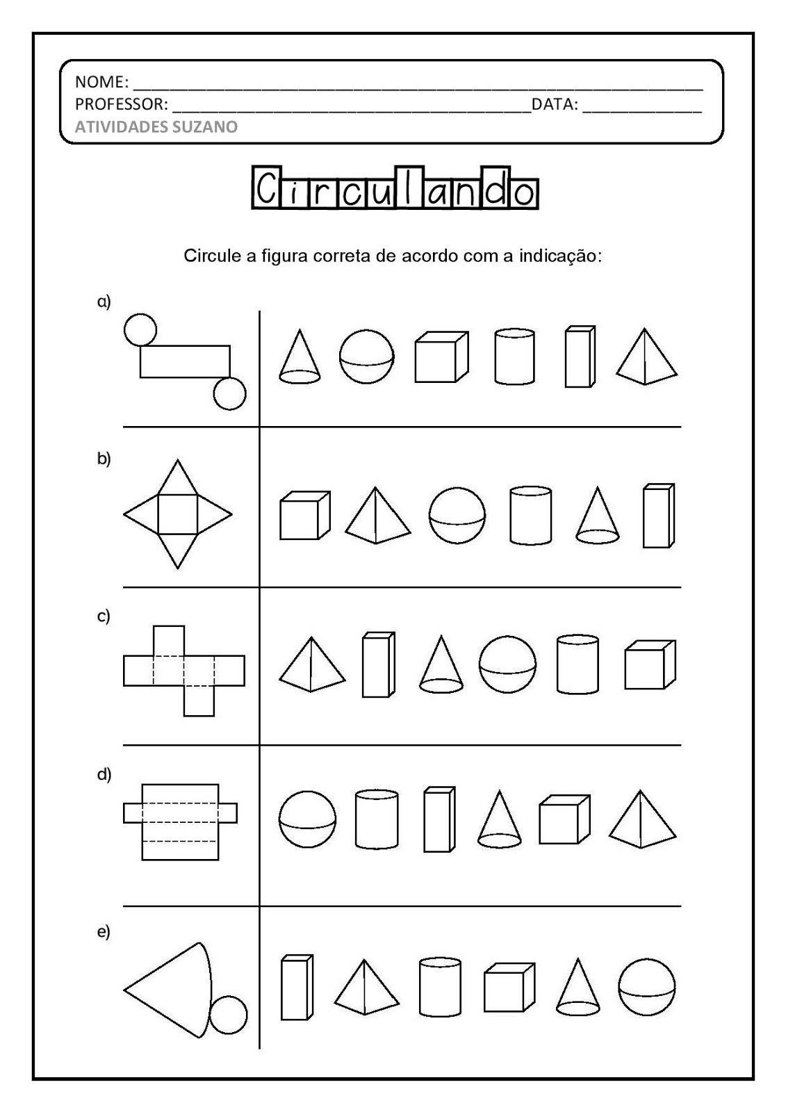 Atividades De Matematica 2c Geometria Page 003 Jpg 1131 1600