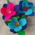 Zonnige zomerbloemen