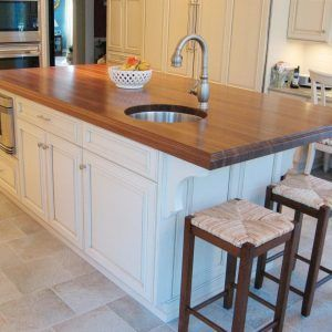 Butcher Block Kitchen Islands With Seating  Httpnoweiitv Inspiration Butcher Block Kitchen Island Design Ideas
