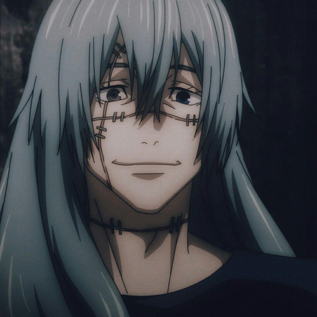 Mahito In 2021 Jujutsu Anime Boy Anime