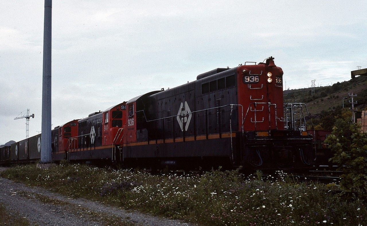 Pin by Tom Ok on Trains 2 Newfoundland, Photo, The unit