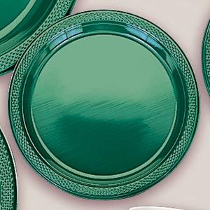 Discover ideas about Green Dinner Plates. Plastic Forest Green Dessert ... & Plastic Forest Green Dessert Plates. Plastic 7\