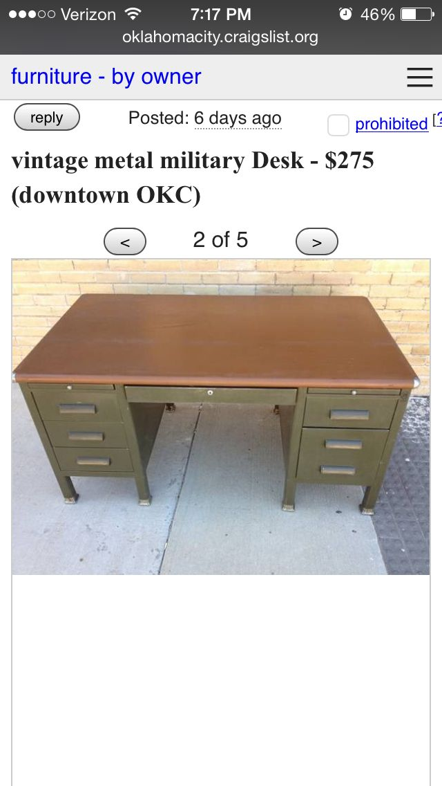 Craigslist Okc Furniture By Owner