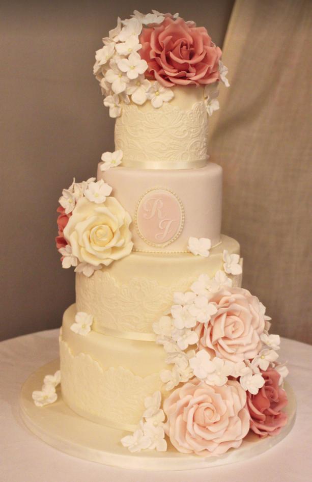 36 Wedding Cake Ideas with Luxurious Details | Wedding cake, Cake ...