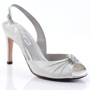 Mansfield Vintage Wedding Shoes