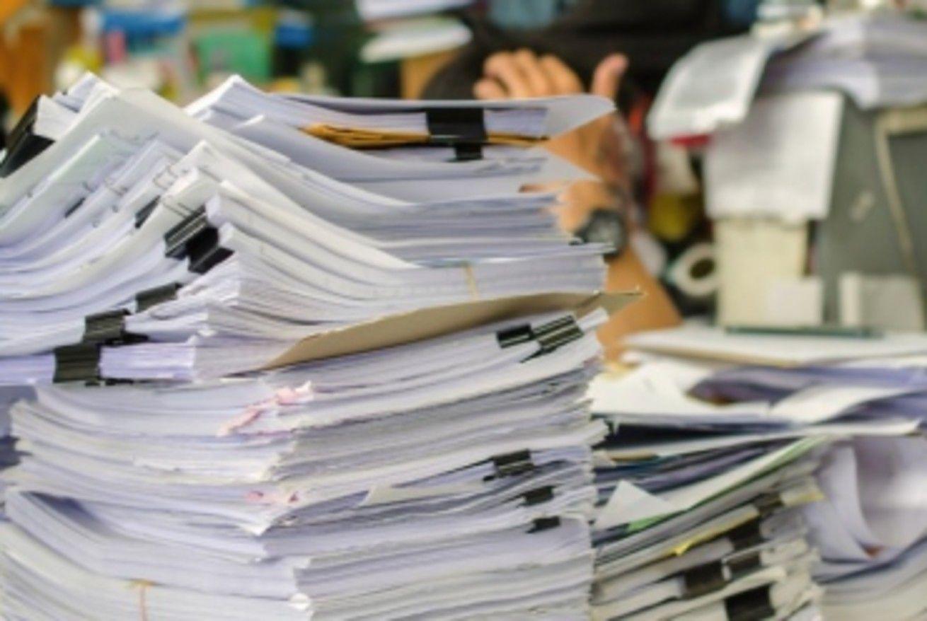comment bien ranger ses papiers ? | rangements malins | pinterest