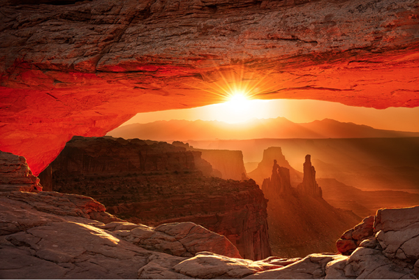 Mesa Arch Sunrise©Steve Perry