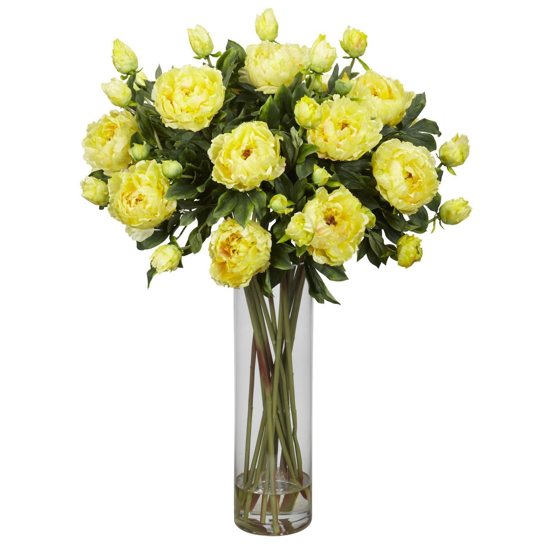 Fake Floral Arrangements For Your Table Centerpiece