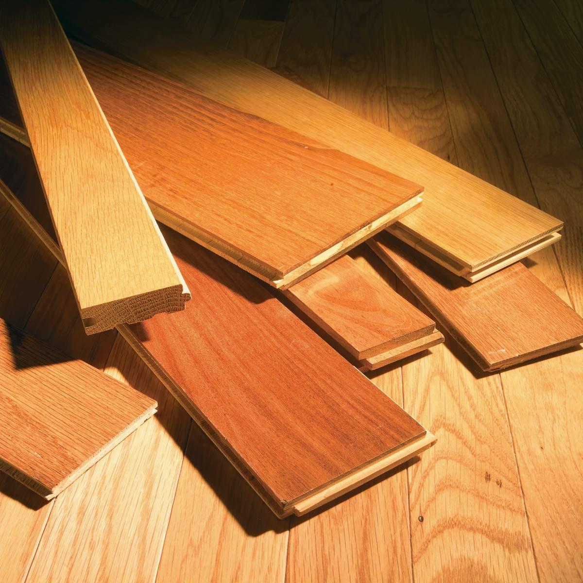 12 Flooring Trends for 2018 Wood floor installation