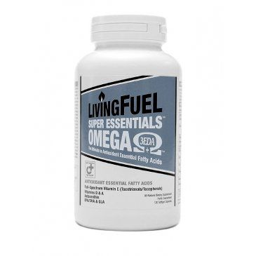 LivingFuel SuperEssentials® Omega= 'The Best'... Super-clean fish oil... $39.99
