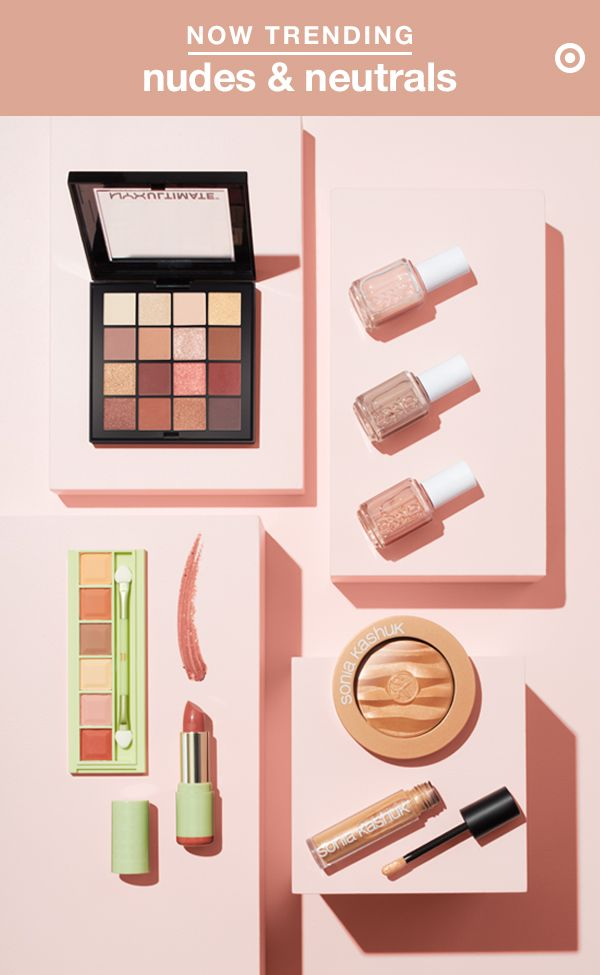 Neutrals Are Top Of Mind This Season These Go With Everything Colors Offer A No Fuss Polish And Flatter All Beauty Products Drugstore Makeup Light Pink Nails