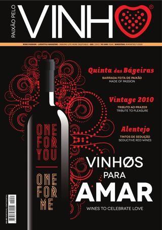 Paixão pelo Vinho {Wine Passion Lifestyle Magazine}