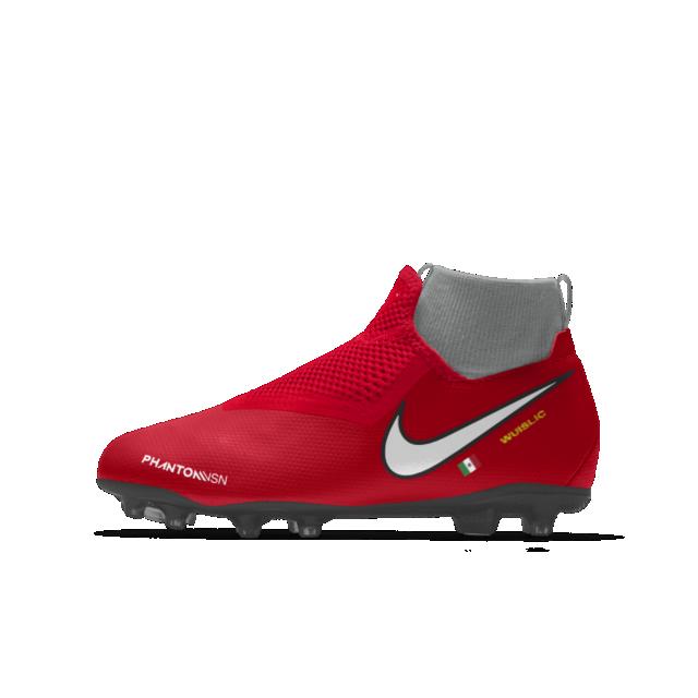 Calzado de fútbol para múltiples superficies personalizado