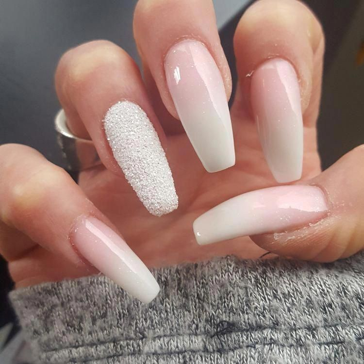 This nail trend is drop dead gorgeous. #NailColorTrends # ...